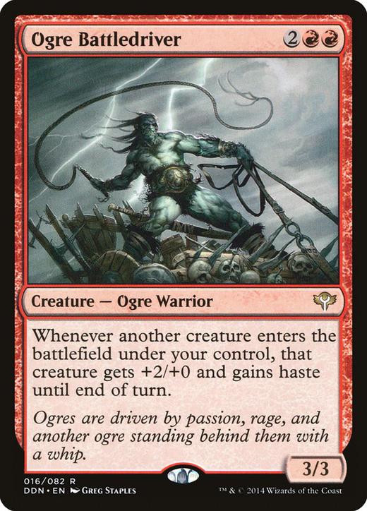 Ogre Battledriver image