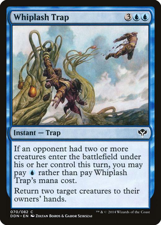 Whiplash Trap image