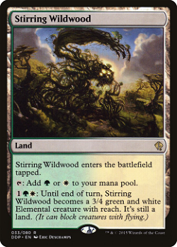Stirring Wildwood image