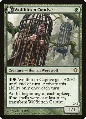 Wolfbitten Captive // Krallenhorde Killer image