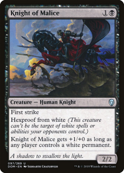 Knight of Malice image