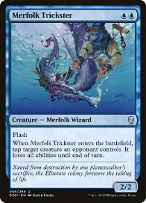 Merfolk Trickster image