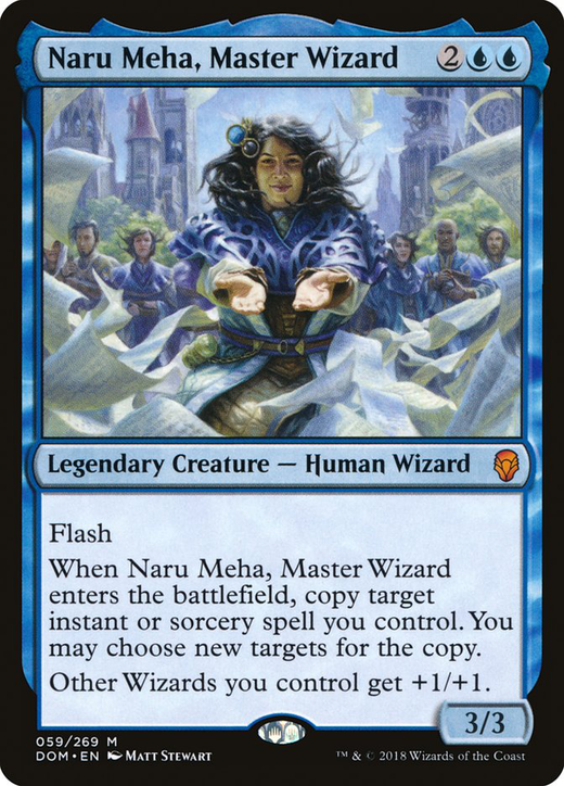 Naru Meha, Master Wizard?&width=200