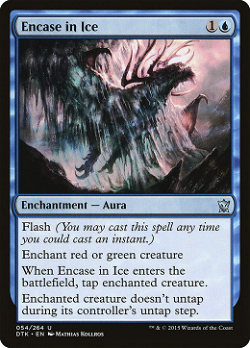 Encase in Ice image
