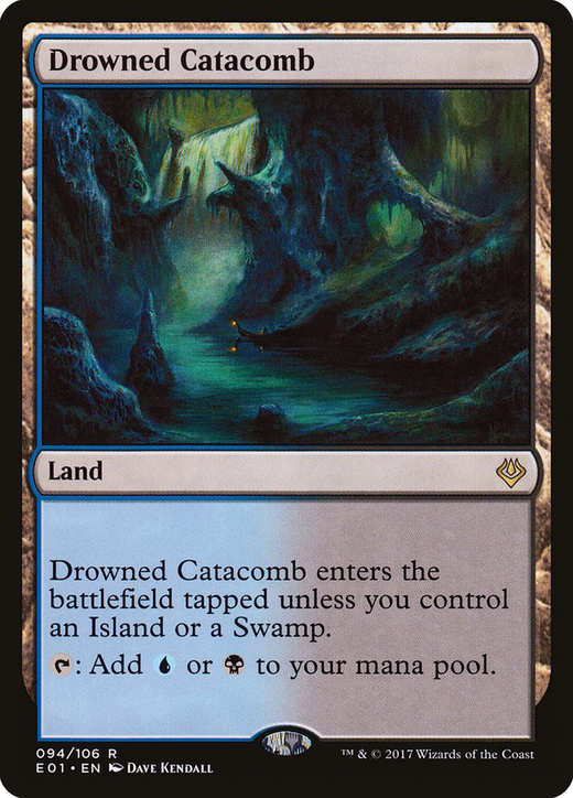 Drowned Catacomb image