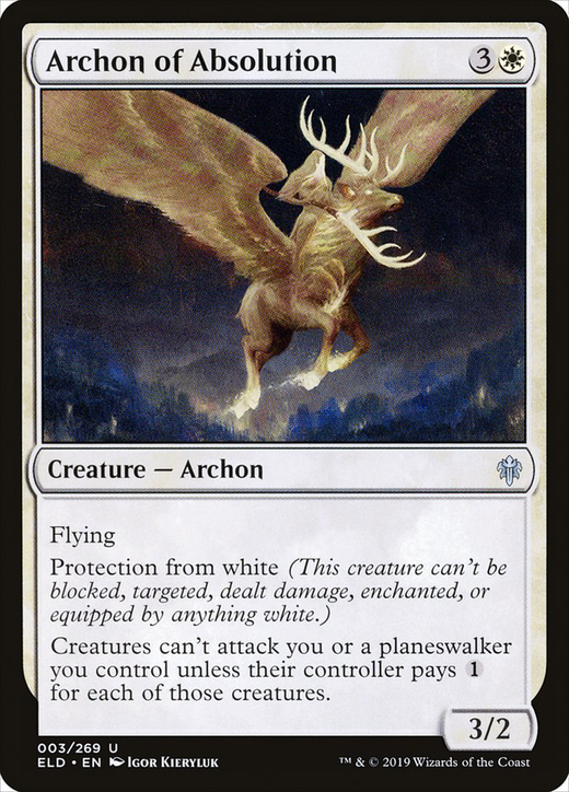 Archon of Absolution image