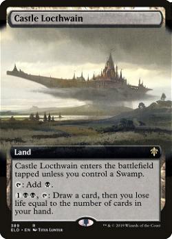 Castle Locthwain image