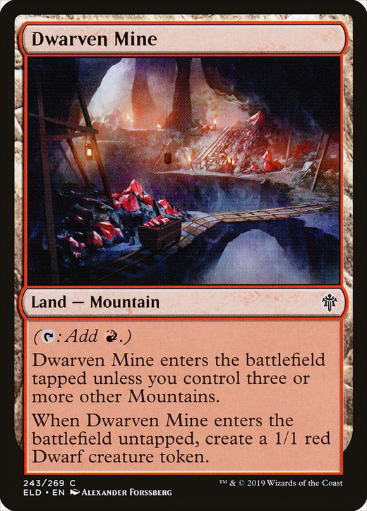 Dwarven Mine image