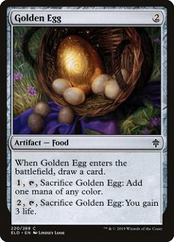 Golden Egg image