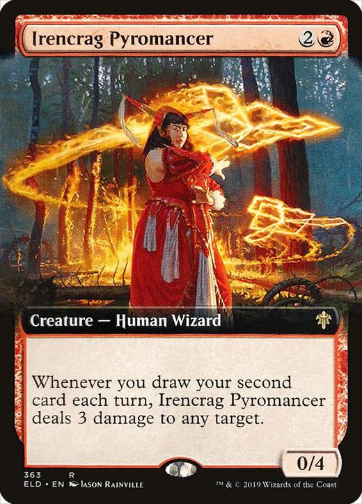 Irencrag Pyromancer image