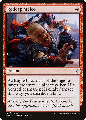 Redcap Melee image