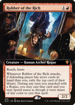 Robber of the Rich image