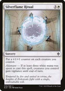 Silverflame Ritual image