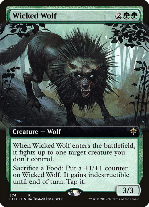 Wicked Wolf image