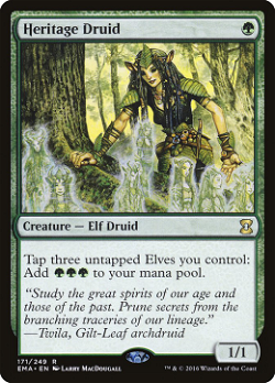 Heritage Druid image