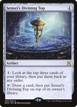 Sensei's Divining Top image