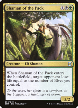 Shaman of the Pack image