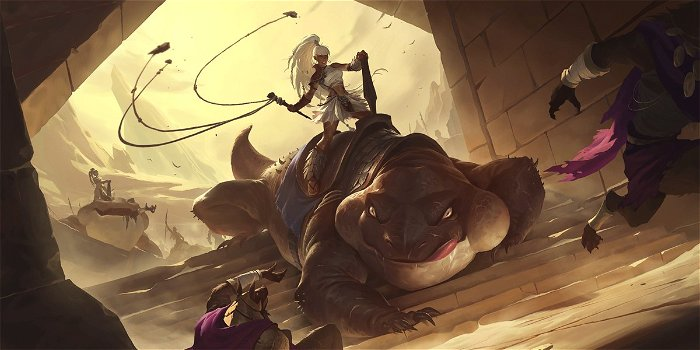 Riot nerfs cards to rebalance predominant decks in Legends of Runeterra