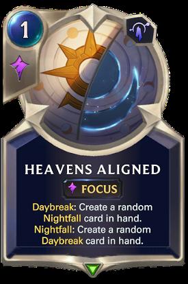 Heavens Aligned image