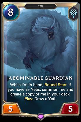 Abominable Guardian image
