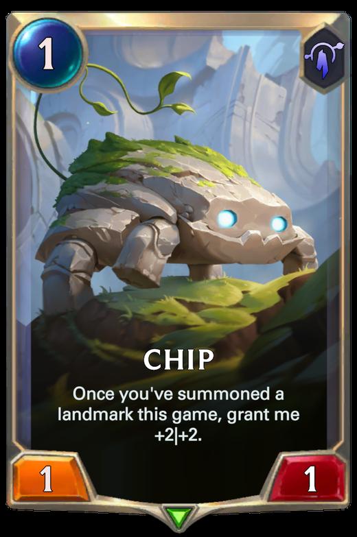 Chip image