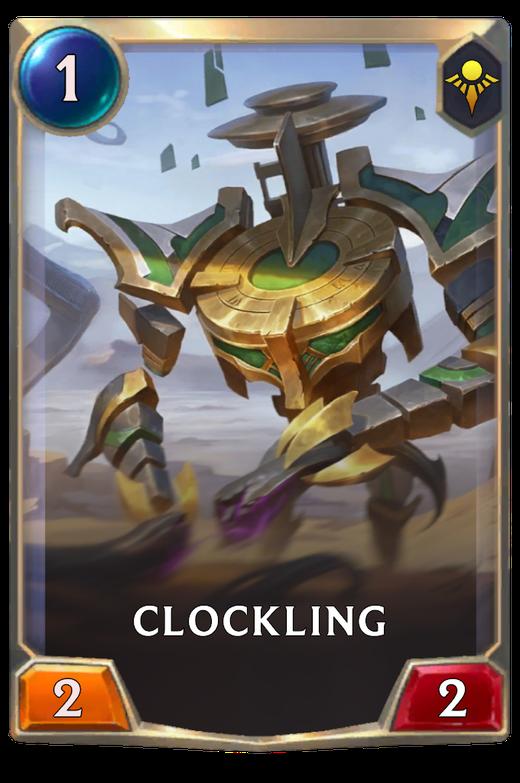 Clockling image