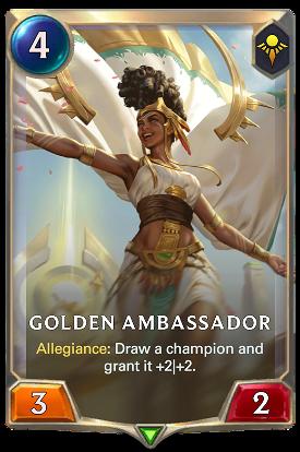 Golden Ambassador image