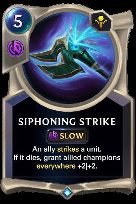 Siphoning Strike image