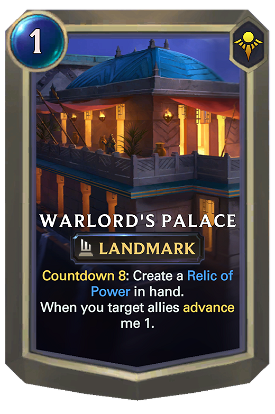 Warlord's Palace image