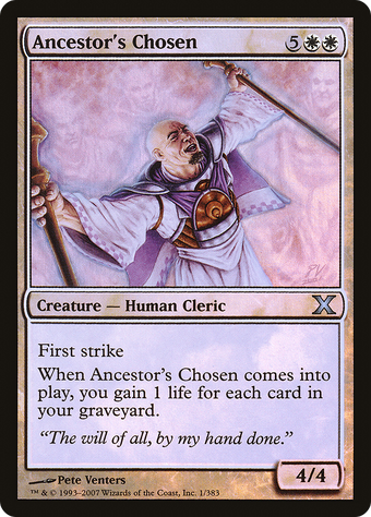 Ancestor's Chosen image