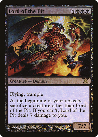 Lord of the Pit image