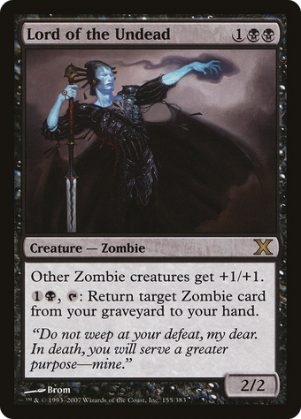 Lord of the Undead image