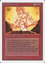 Fire Elemental image