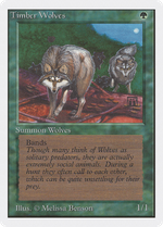Timber Wolves image