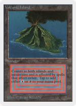 Volcanic Island image