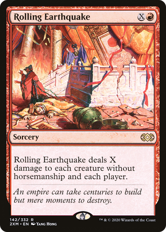 Rolling Earthquake image
