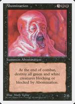 Abomination image