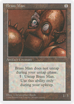 Brass Man image