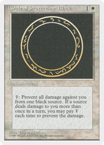 Circle of Protection: Black image