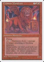 Crimson Manticore image