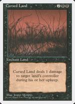 Cursed Land image