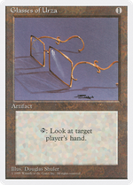 Glasses of Urza image