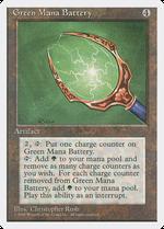 Green Mana Battery image