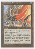 Red Mana Battery image