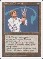 Tawnos's Weaponry image