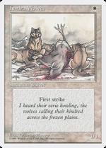 Tundra Wolves image