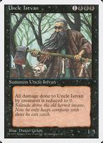 Uncle Istvan image