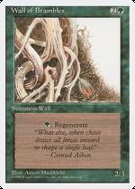 Wall of Brambles image