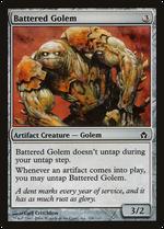 Battered Golem image