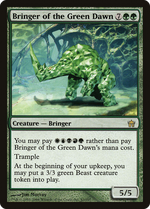 Bringer of the Green Dawn image